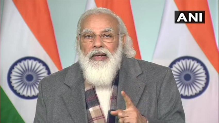 प्रधानमंत्री मोदी ने दिया नए साल का तोहफा, 6 राज्यों में लाइट हाउस प्रोजेक्ट की रखी नींव