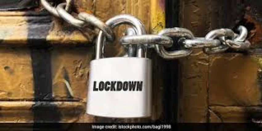 अंबिकापुर में दो दिन का संपूर्ण लॉक डाउन और कलेक्टर कोर्ट 14 दिन के लिए बंद