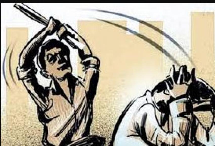 MURDER: युवक ने तलवार से हमला कर दंपति की कर दी हत्या, आरोपी युवक पुलिस के गिरफ्त में
