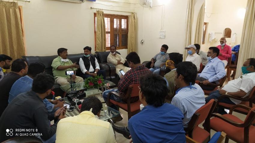 जशपुर में मैं बड़े उद्योग के पक्ष में नहीं, कृषि और पर्यटन उद्योग को मिलेगा बढ़ावा : मिंज