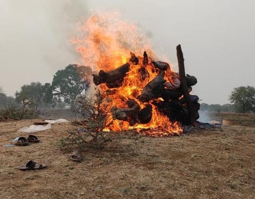 सावधान: खैरागढ़ में कोरोना से एक और मौत… कुकुरमुड़ा गांव के 32 वर्षीय युवक ने भिलाई के अस्पताल में तोड़ा दम
